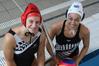 TOP CLASS: Alisha Winstanley, left, and Malia Josephson will represent New Zealand next week. PHOTO/Supplied