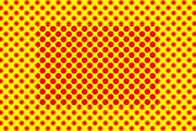 Pick a focus point at the center of the images and hold your gaze to see the illusion. Photo / Uniformity Illusion
