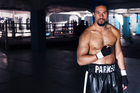 New Zealand Heavyweight boxer Joseph Parker. Photo / www.photosport.nz