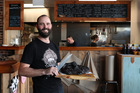Chef Clint Davies of Morepork BBQ. Photo / Getty Images