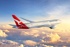 Qantas is expected to take delivery of its first long-range Boeing 787 Dreamliners next week. Photo / Supplied