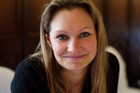 Danica Weeks, wife of missing New Zealander Paul Weeks who was on board Flight MH370.