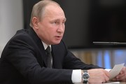 Russian President Vladimir Putin Putin hinted that he wants more time to spend on his secretive private life. Photo / AP