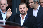 Leonardo DiCaprio has been a strong advocate of fighting climate change and preserving wildlife. Photo / AP