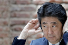 Japan's Prime Minister Shinzo Abe will visit Pearl Harbour. Photo / AP
