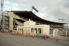 The demolition of the Hadlee Stand in 2012 is all that has happened at Lancaster Park since the 2011 Christchurch earthquake.