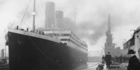 The Titanic before its doomed maiden voyage. Future visitors to a planned Titanic attraction in south-west China will be able to experience a simulated collision with an iceberg and subsequent sinking. Photo / Supplied