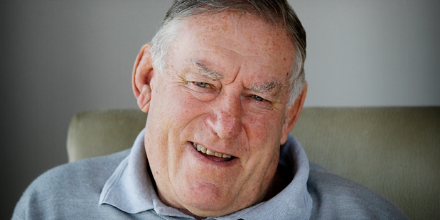 Loading Sir Colin Meads believes he is overcoming the pancreatic cancer he was diagnosed with in August. Photo / file