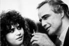 Marlon Brando, right, and Maria Schneider in Last Tango In Paris.