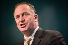 Social media has erupted following the news Prime Minister John Key will be stepping down next week. Photo / Greg Bowker