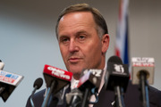 John Key has run a tight ship during his eight years in office. Photo / Mark Mitchell