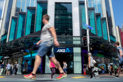 ANZ says it is cutting a staff share bonus this year as it has cut its dividend to shareholders.  Photo / Steven McNicholl