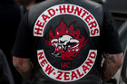 The Head Hunters members will appear before the courts in coming days. Photo / File