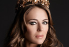 Elizabeth Hurley stars as Queen Helena in Neon/E!'s TV series The Royals. Photo/Supplied.