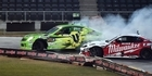 Watch: Drifting thrills and spills