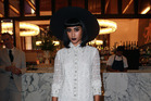 Natalia Kills, seen here in New Zealand last year, has been nominated for a Grammy. Photo/Norre Montgomery