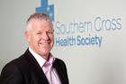 Peter Tynan, Southern Cross Medical Society chief executive. Photo / Supplied