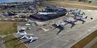 Queenstown International Airport is New Zealand's favourite terminal. Photo / NZ Herald