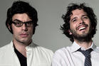 The Flight of the Conchords crew are saying goodbye to their much-loved Consulate. Photo / Supplied