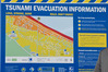Mount and Papamoa tsunami evacuation maps have been updated by city council. Photo/file