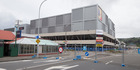 The Event Cinemas and Queensgate Shopping Centre in Lower Hutt have been cordoned off since the November earthquake. Photo / Mark Mitchell