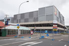 The Event Cinemas and Queensgate Mall in Lower Hutt have been cordoned off since the November earthquake. Photo / Mark Mitchell