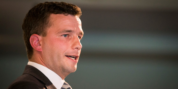 Act Party leader David Seymour. Photo / Jason Oxenham