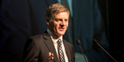 Projected Budget surpluses will give Bill English plenty of options. Photo / Michael Craig