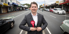 Mt Roskill's newly crowned MP Michael Wood. Photo / Michael Craig
