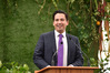 Simon Bridges may provide the balance National needs to succeed. Photo/File