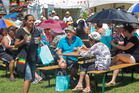 WEEKEND OUT: In January this year people were out enjoying the food and sunshine at the inaugural Rotorua Summer Seafood Festival. PHOTO/FILE