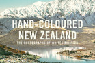 Hand-Coloured New Zealand, by Peter Alsop.