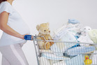 Of course paying for baby isn't all about stuff. One of the biggest costs is the loss of an income. Photo / Getty Images