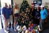 Whangarei Lions launched its annual Christmas Toy Appeal at the Northern Advocate office. Photo / Michael Cunningham