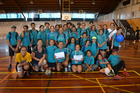WINNERS: Horohopu Tournament winners, Whangamarino School. PHOTO/SUPPLIED