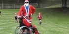 Watch: Watch NZH Local Focus: Santa run supports Kidscan