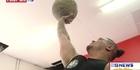Watch: Watch: Australia's strongest man