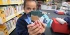 Watch: Watch: Reading program encourages school kids to read