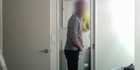 Watch: Watch: Hidden camera catches male roommate's disgusting act
