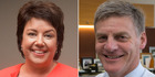 National will go to the polls with Bill English and Paula Bennett. Photos / Mark Mitchell and Andrew Warner