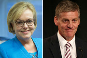 Judith Collins said that she had not ruled out seeking the leadership and Bill English has been endorsed by John Key.