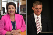 Speaking about the next PM, Rachel Smalley says Bill English (pictured) or Paula Bennett would be her combination.