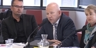 Watch: Watch: NZME Managing Editor Shayne Currie at commerce commission hearing on NZME-Fairfax merger