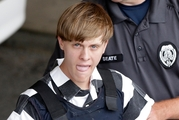 Dylann Roof is facing the death penalty for a mass shooting in the US that killed nine people. Photo / AP