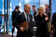 Oklahoma Attorney-General Scott Pruitt, a climate-change denier whose policies have helped fossil fuel companies.