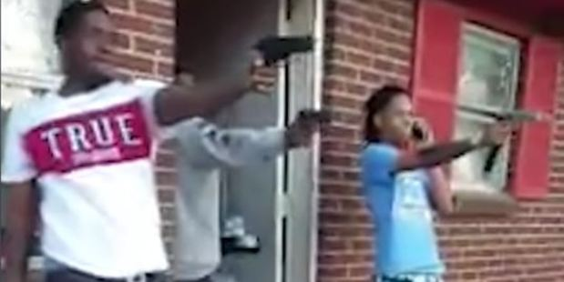 Crazy Mannequin Challenge 'Shootout' Scene Leads to Criminal Charges