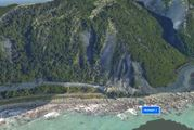 New 3D fly-through footage of the Kaikoura coastline is being used to assess key areas of damage.