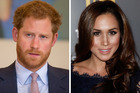 Prince Harry cancelled his flight home and made a 1,700-mile detour to Toronto to see Meghan Markle. Photo / AP