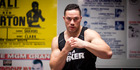 For Jamie Mackay - this man is called Joseph Parker. He's a boxer. Photo / Dean Purcell