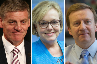 Bill English, Judith Collins or Jonathan Coleman could be the next Prime Minister.